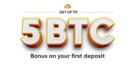 Cloudbet - Bet with Bitcoin | BTC Deposit Bonus 🔥