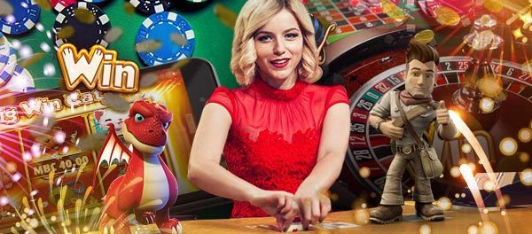 Win big in the Cloudbet Casino