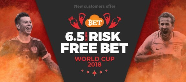 World Cup Risk-Free Bet Offer