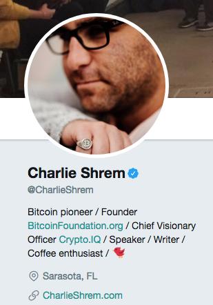 Charlie Shrem