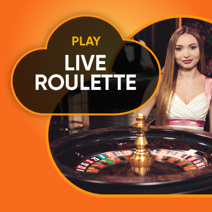 Play Live Roulette at Cloudbet