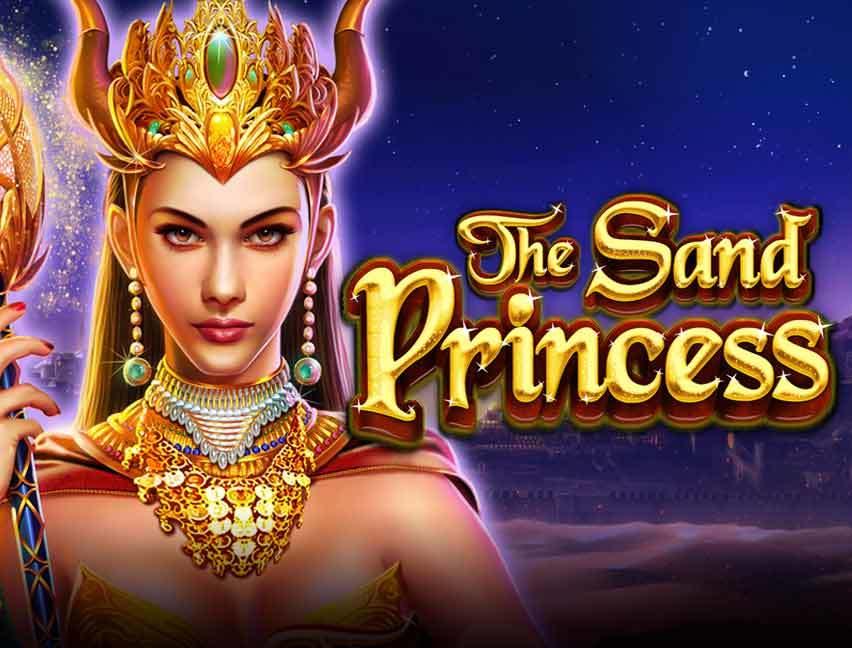 Play Sand Princess bitcoin slot