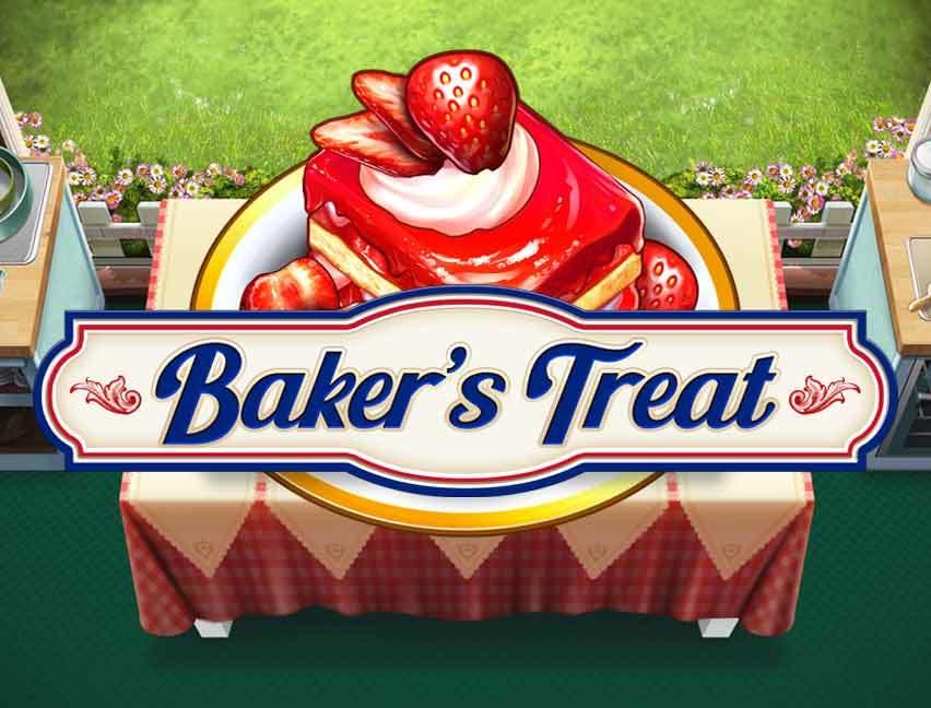 Play Baker's Treats bitcoin slot