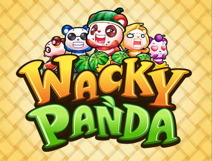 Play Wacky Panda bitcoin slot
