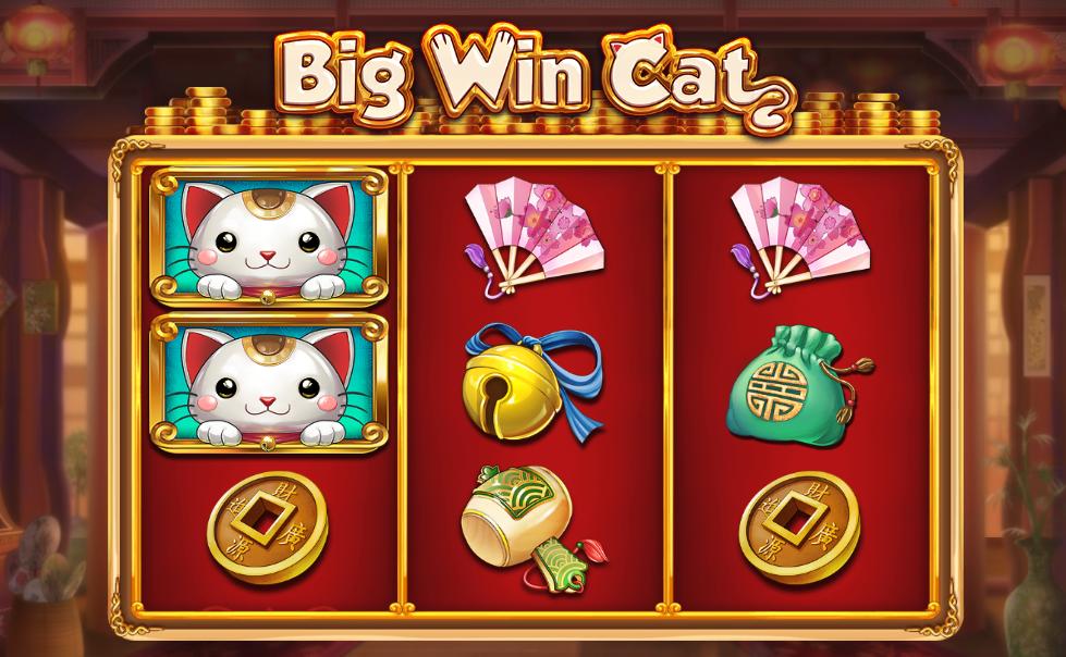 Big Win Cat bitcoin slot