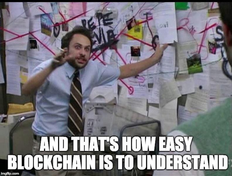 Dawso's ELI5 Cloudbet bitcoin Meme