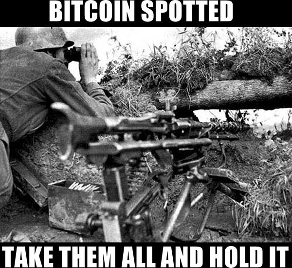 Lonte77's Cloudbet bitcoin meme
