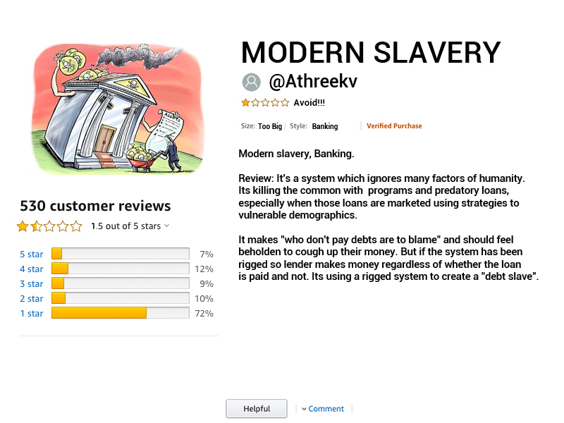 Athreekv reviewing the banking system