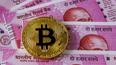 Bitcoin and Indian Rupees