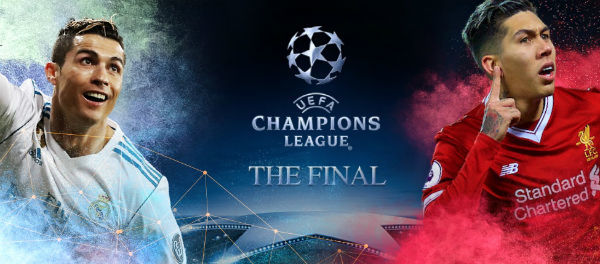 Best UCL Final odds & highest limits
