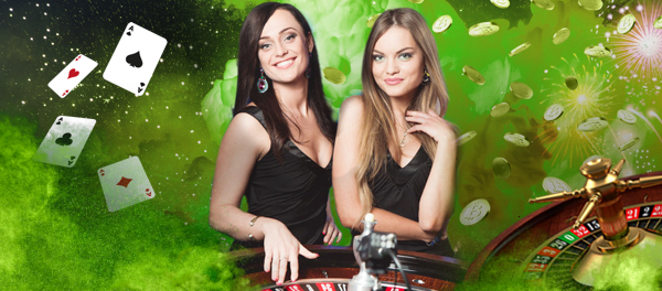 Win big in the Live Casino